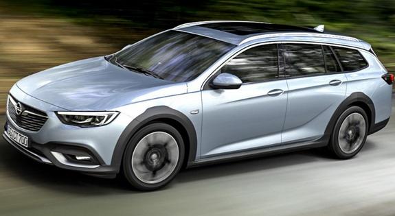 Opel na BG Car Showu
