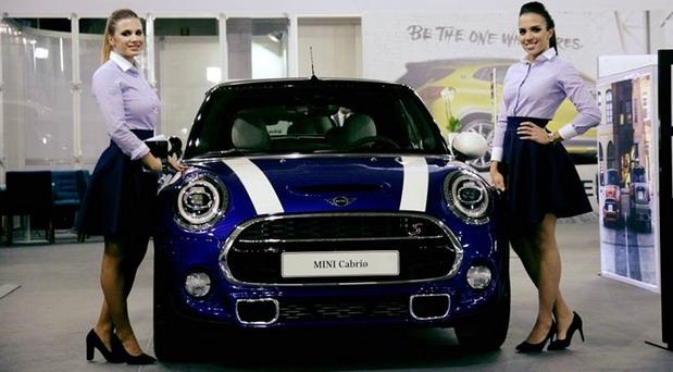 MINI na sajmu BG Car Show