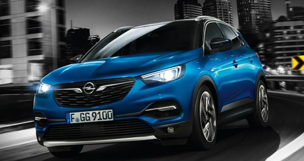 Opel Grandland X za samo 199 evra mesečno