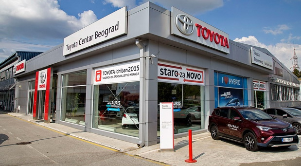 Toyota Centar Beograd:
