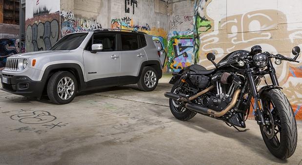 Harley-Davidson i Jeep obnovili partnerstvo za 2018. godinu