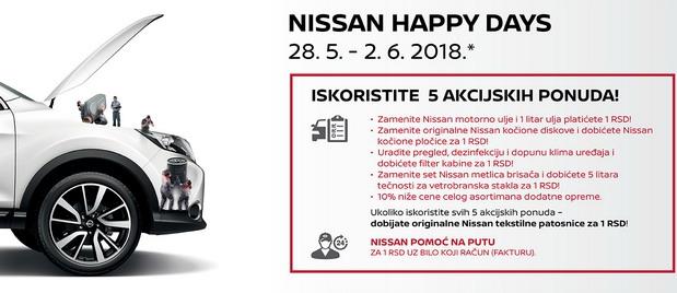 Nissan Happy Days