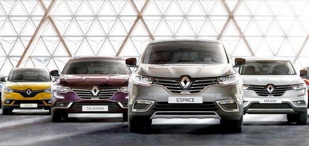 Posebna ponuda Renault vozila