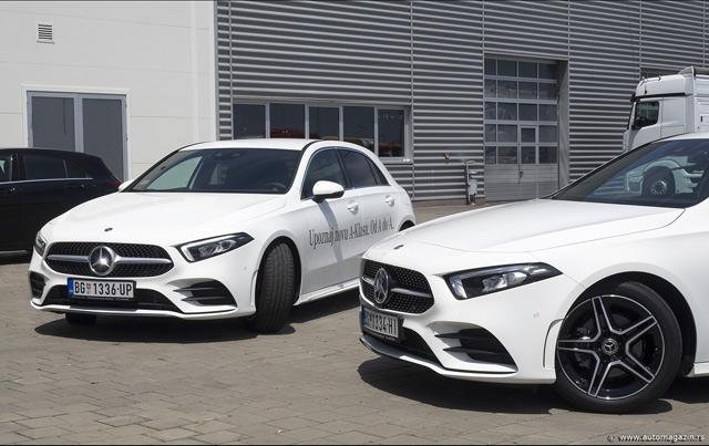 Nova Mercedes-Benz A-Klasa (2018) stigla u Srbiju