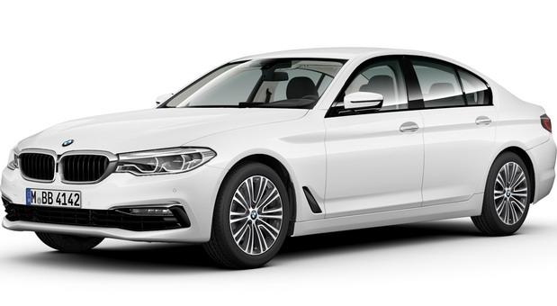 Akcijske cene modela BMW Serije 5