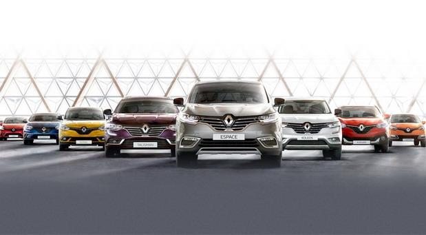 Posebna ponuda za kupovinu Renault putničkih vozila