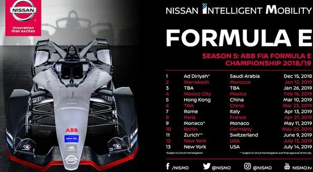 Nissan u takmičenju Formule E