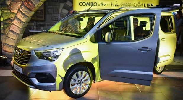 Ekskluzivna pretpremijera novog modela Opel Combo Life u Beogradu