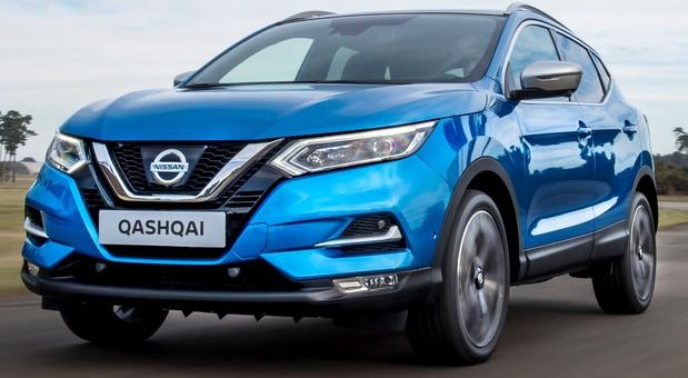 Nissan-LF Auto Centar: Specijalna ponuda za Nissan Qashqai