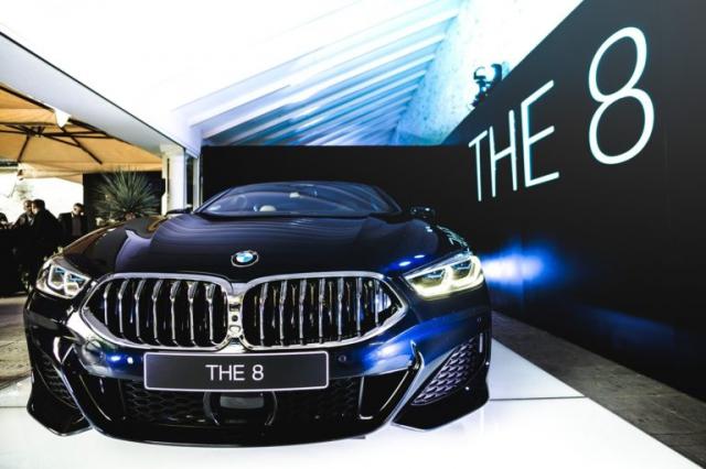 Najekskluzivniji BMW model, BMW Serije 8, stigao je u Srbiju