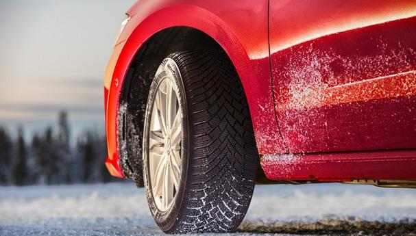 Continental ponovo ostvaruje vrhunske rezultate na testovima zimskih guma