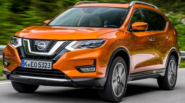 X-TRAIL u Nissan-LF Auto centru s popustom do 6.000 evra