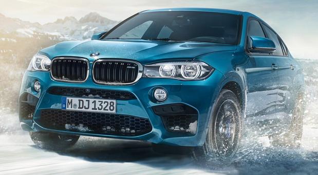 BMW X6 akcijska ponuda