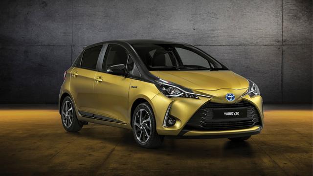 Toyota Yaris Limited Edition na srpskom tržištu