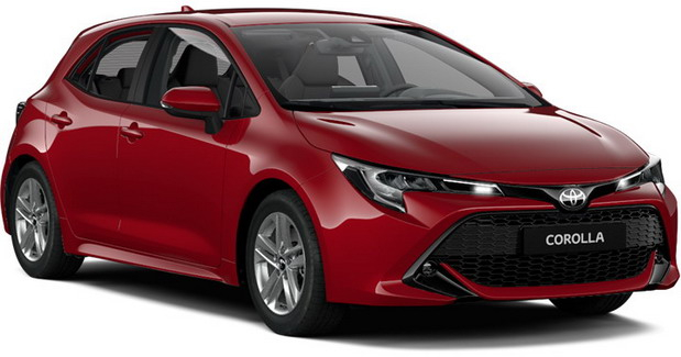 Cenovnik za novu Toyotu Corollu u Srbiji