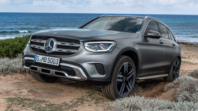 Mercedes-Benz je modernizovao GLC - ima nove motore i novi multimedijalni sistem
