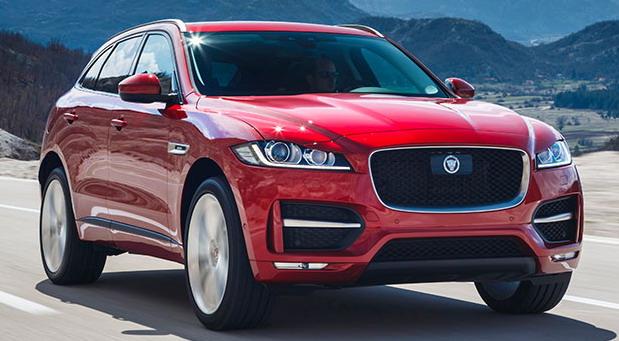 Jaguar F-Pace po sajamskoj ceni