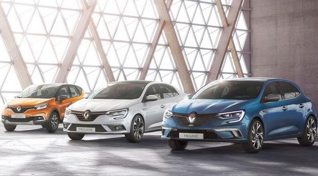 Sajamska ponuda za kupovinu Renault vozila