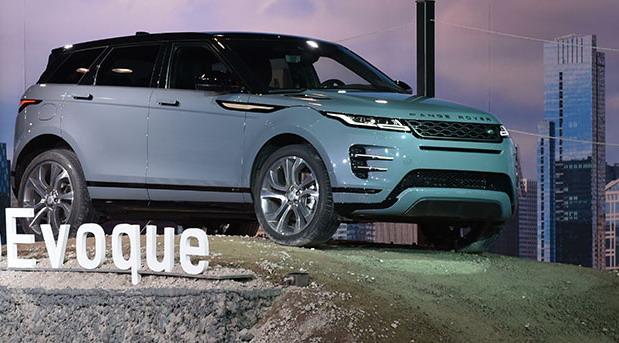 Dve premijere Land Roverovih i Jaguarovih modela na sajmu u Beogradu