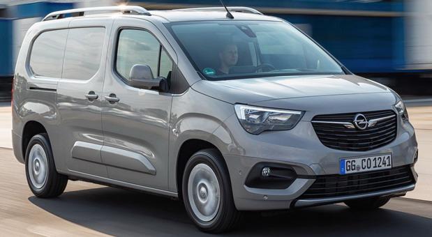 Program konverzije za Opel Combo