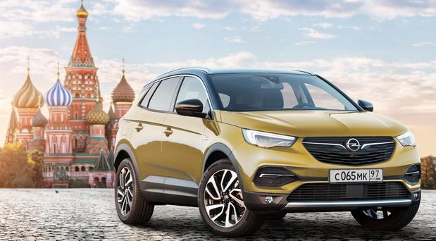 Opel se vraća u Rusiju