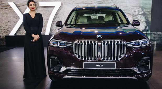 BMW, MINI i Rolls-Royce na salonu automobila u Beogradu