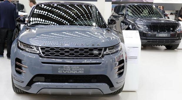Novi Range Rover Evoque i Jaguar I-Pace na salonu automobila u Beogradu