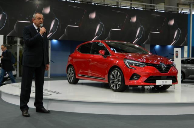 Predstavljen novi Renault Clio