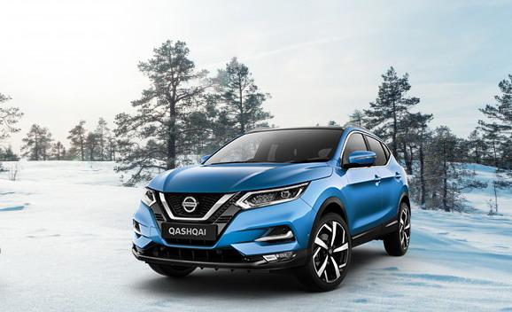 Specijalna ponuda za Nissan Qashqai i X-Trail