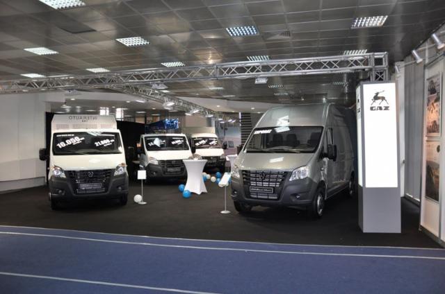 """Grupa GAZ predstvavlja """"Euro-6"""" standard na Međunarodnom salonu automobila u Srbiji"""