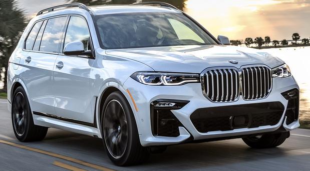 BMW X7 najluksuzniji SUV među BMW X modelima