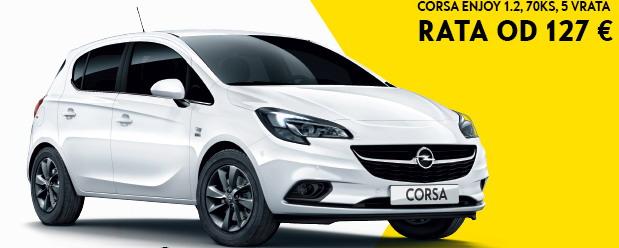 Ponuda za Opel Corsu