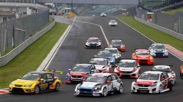 TCR Evropa i TCR Istočna Evropa počinju sezonu na Hungaroringu