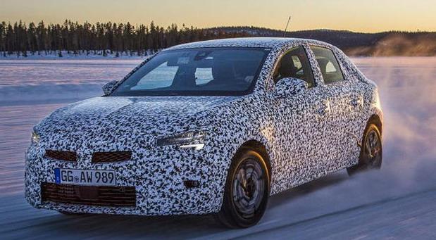 Testiranje, testiranje, testiranje: Sledeća generacija modela Opel Corsa postaje spremna