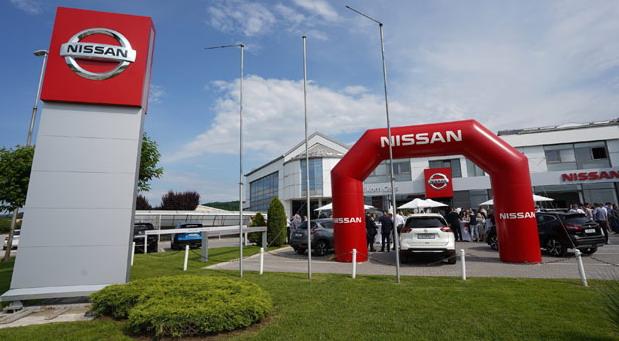 Otvoren novi prodajno-servisni centar Nissana u Kragujevcu