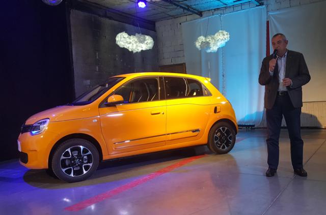 U Beogradu predstavljen novi Renault Twingo