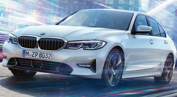 BMW 318d Sport Line za 39.990 evra