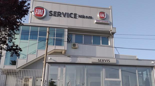 Otvoren novi servisni centar za Fiat i Fiat professional kompanije Nikom auto