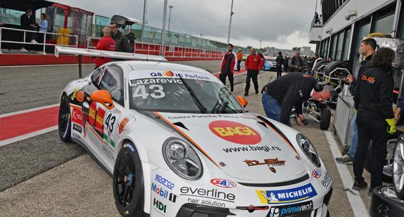 Porsche Carrera Cup Italia - IMOLA najava