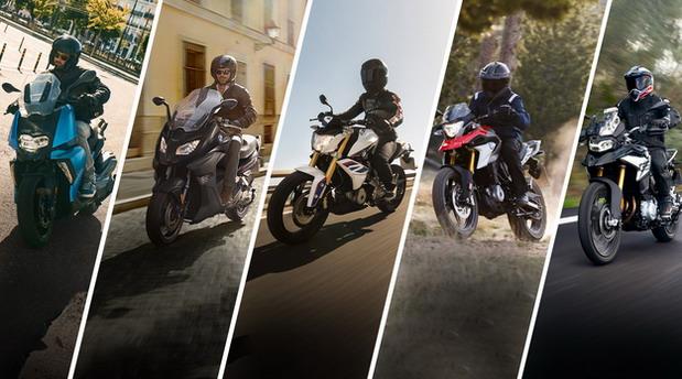 BMW Motorrad akcijska ponuda