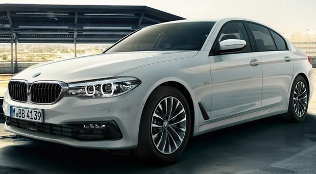 Prodajna akcija za BMW Serije 5