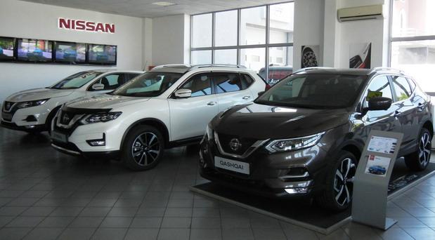 Petak, trinaesti septembar, srećan dan u Nissan-LF Auto centru