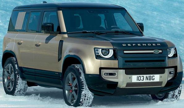Novi Land Rover Defender i zvanično