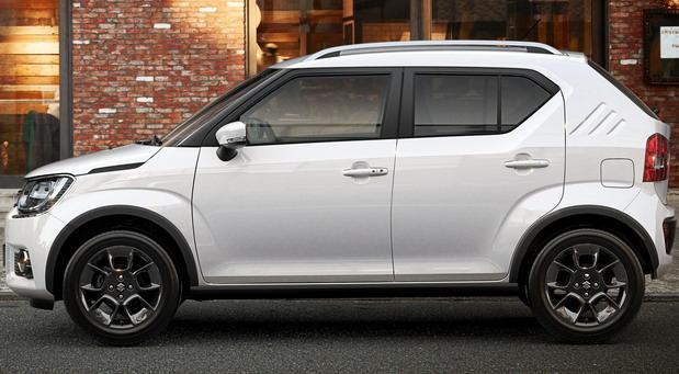 Poslednji primerci Suzuki Ignisa po akcijskoj ceni