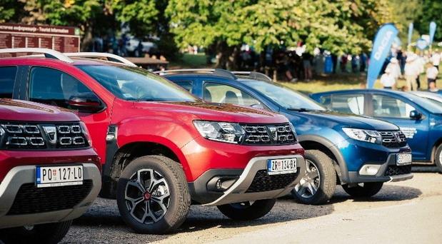 Dobar provod na Dacia pikniku