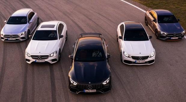 Mercedes-Benz Star Experience pod sloganom