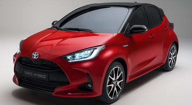 Nova Toyota Yaris i zvanično