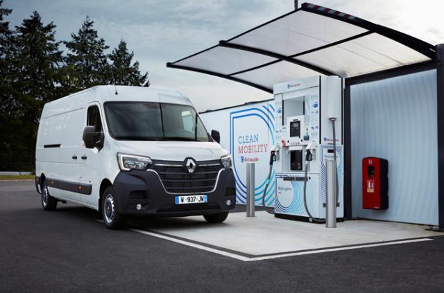 Renault grupa uvodi pogon na vodonične gorivne ćelije