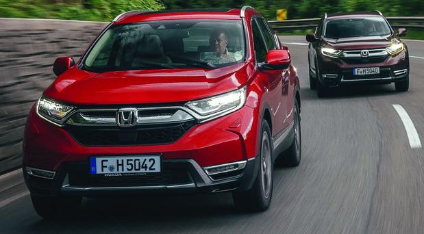 Specijalna ponuda za kupovinu nove Honde CR-V