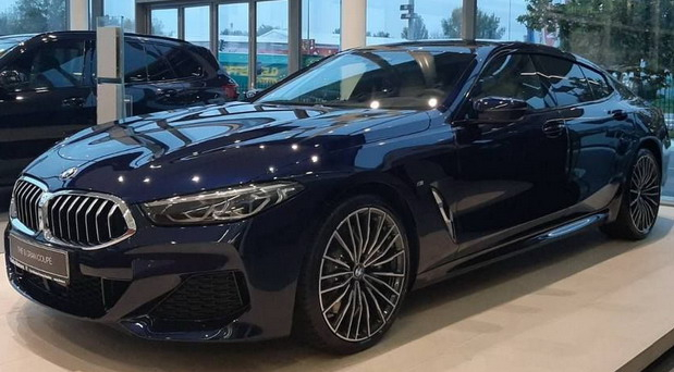 BMW Serije 8 Gran Coupe stigao u BMW salone